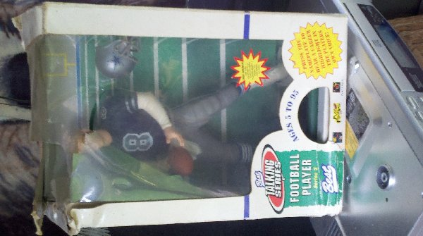 Football Player memorabilia  Picture