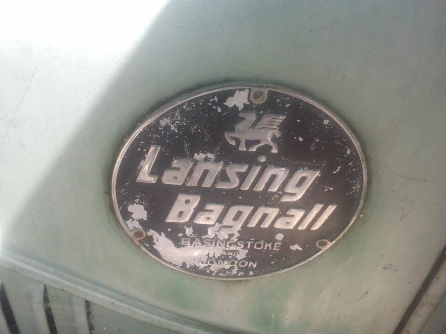 What's 'lansing and bagnall' Worth? Picture