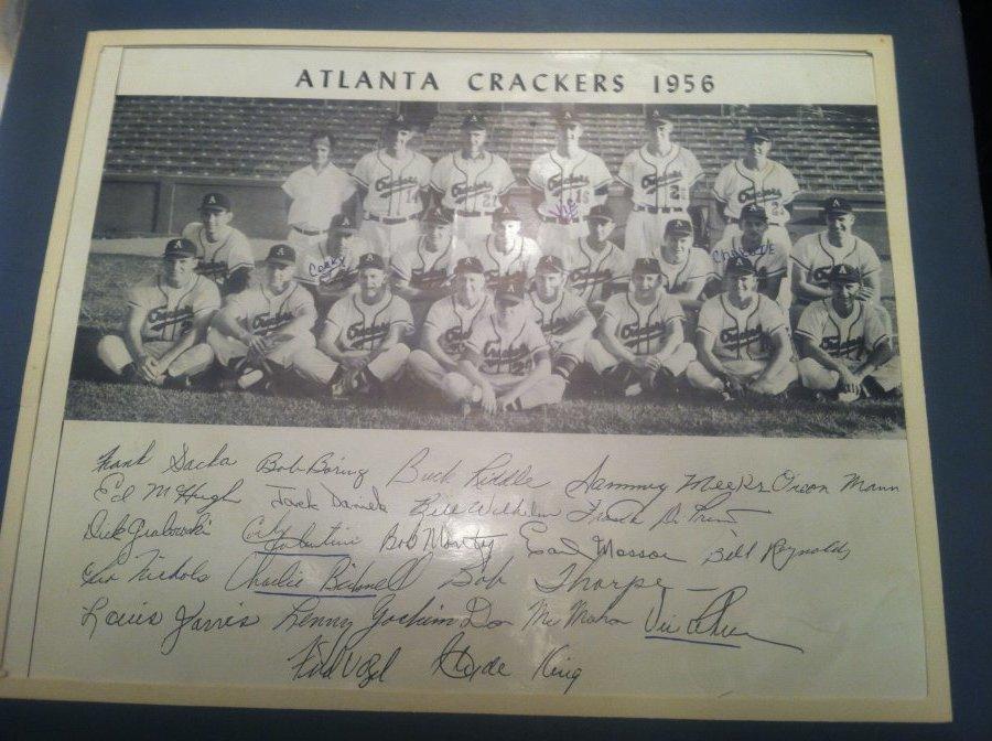 Atlanta crackers  Picture