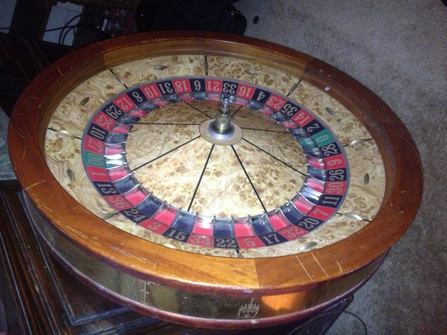 What's 'Paulson roulette wheel' Worth? 31 Picture