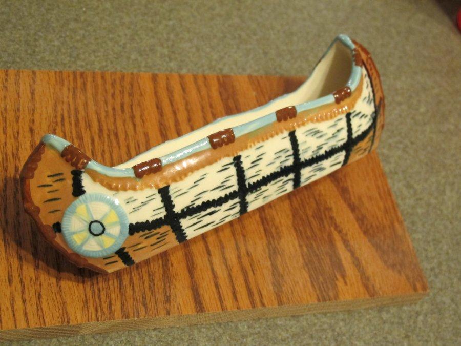 What's 'canoe, Ceramic Arts Studio, Madison, WI' Worth? Picture