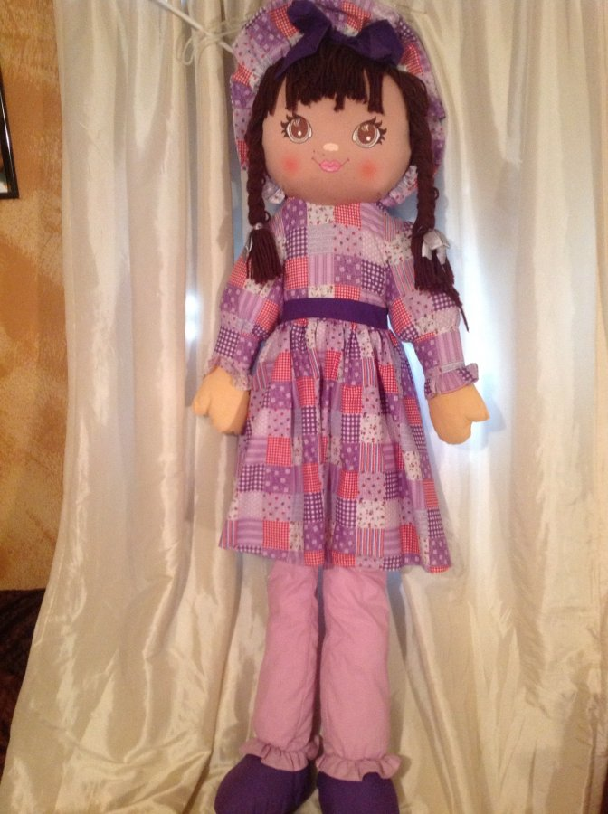 Rag doll Picture