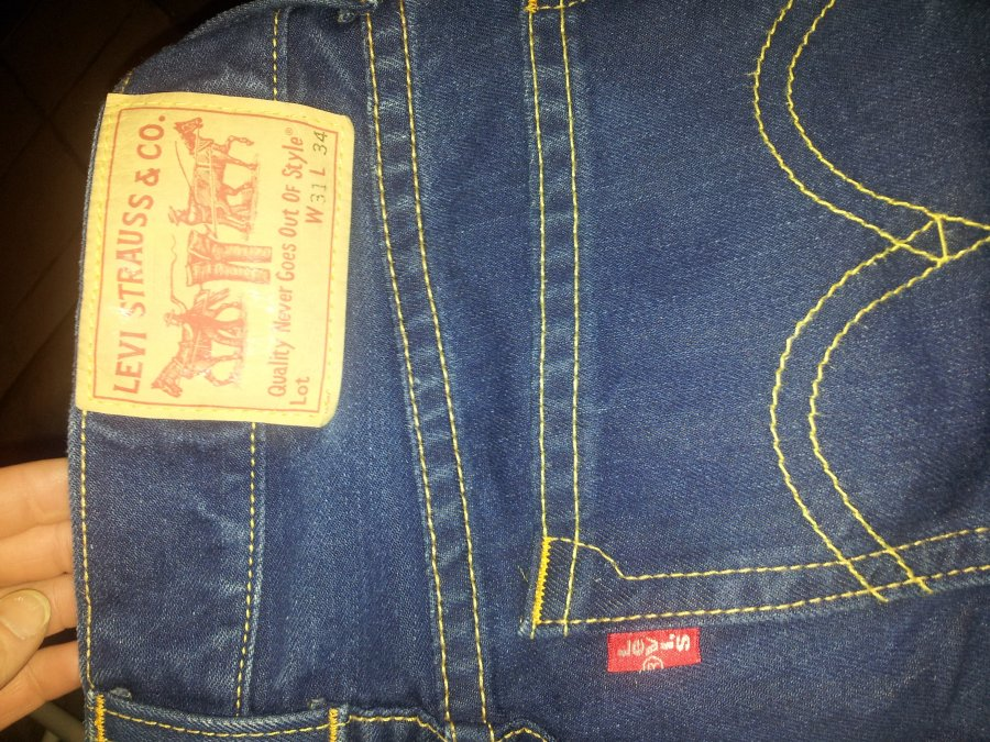 Levi Strauss & Co. Type 1 Picture