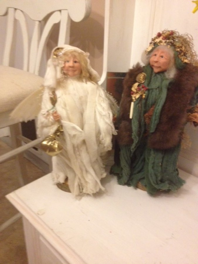 What's 'jackie austin kindred spirit doll' Worth? Picture
