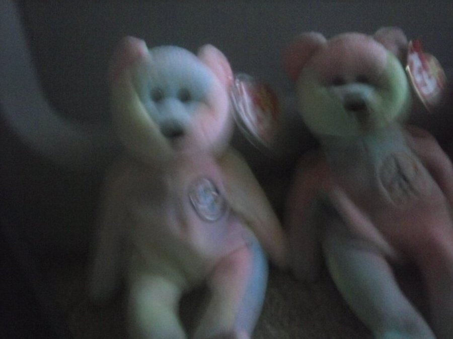 Ty Beanie Baby's What's it worth ?   Picture