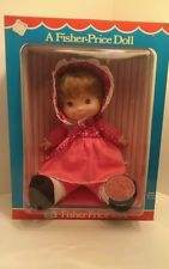 What's 'fisherprice lap doll natalie mint in box from the 70's' Worth? Picture