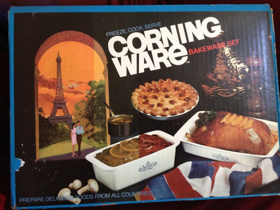 What's 'Corningware 1335' Worth? Picture