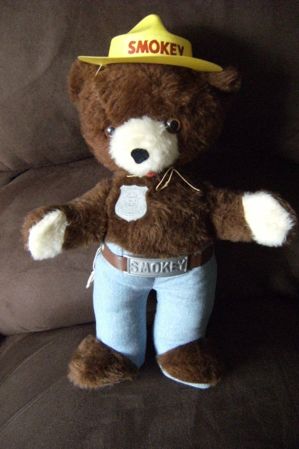 What's 'smokey bear pull string knickerbocker' Worth? Picture