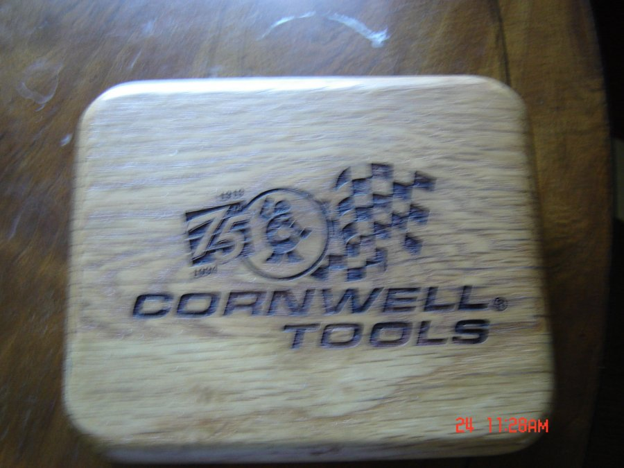 What's 'Cornwell 75th Anniversary knife' Worth? Picture