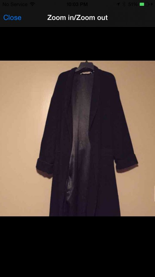 What's this vintage Victoria's Secret robe worth? Picture
