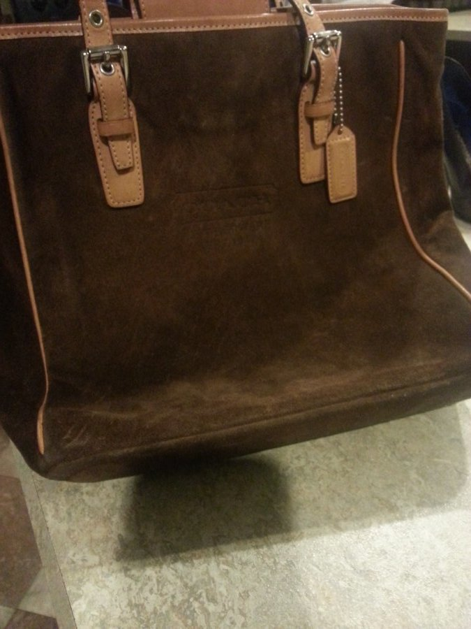 What is my Coach Purse worth? Picture