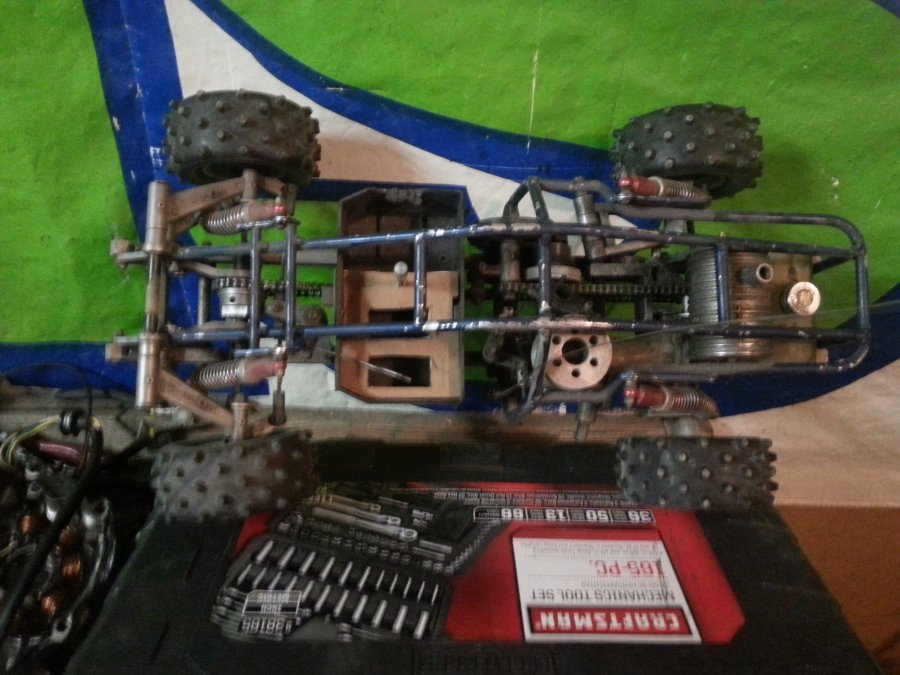 What's 'kyosho landjump rc 4x4' Worth? Picture