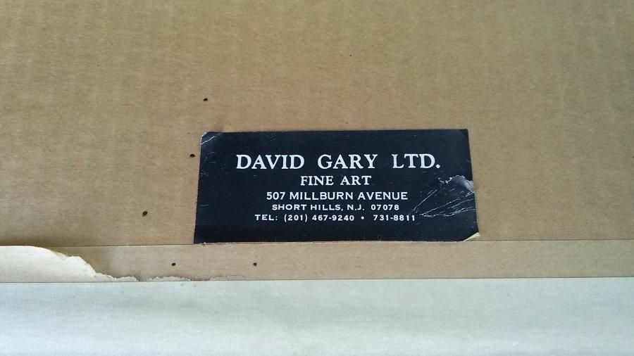 David Gary LTD FINE ART Picture