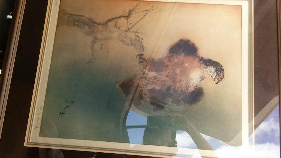 Framed Artwork Picture