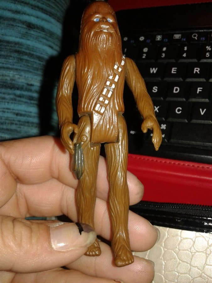 What's 'Star war action figures 1977' Worth? Picture