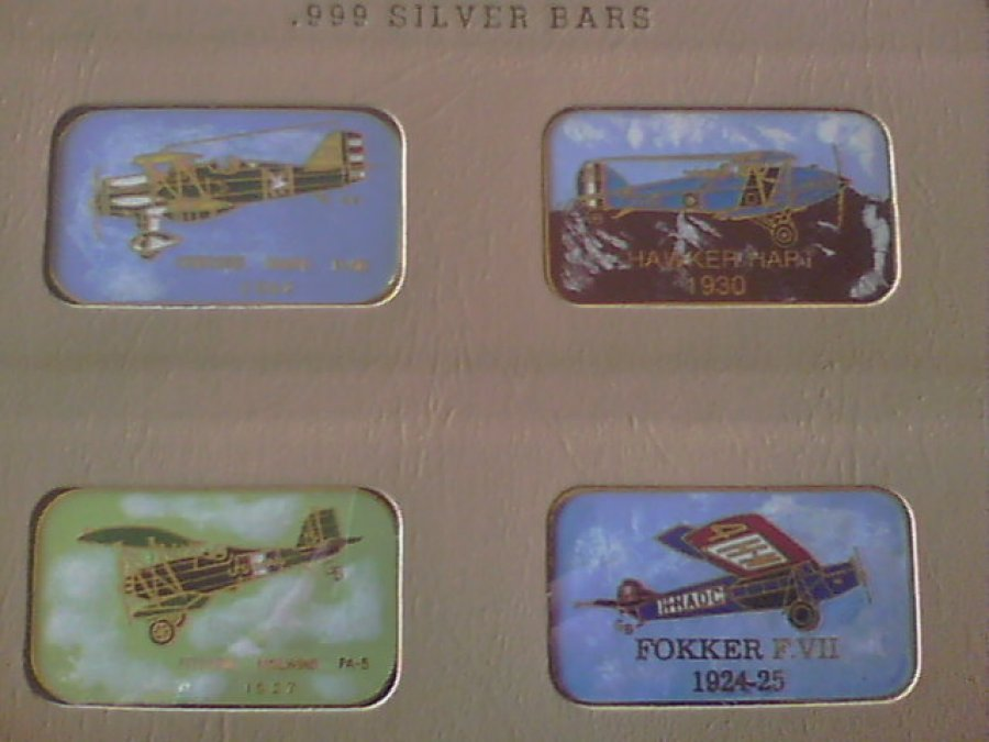 What's 'enameled bar airplane' Worth? Picture