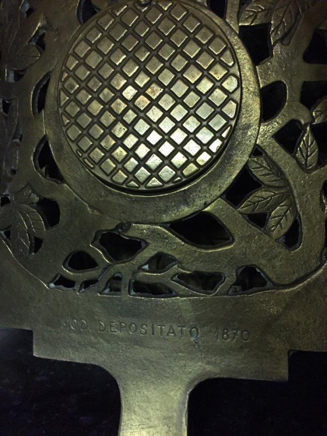 What's 'Mod Depositato 1870 Kaminuhr antik Messing Tischuhr Standuhr mechanisch Uhr' Worth? Picture