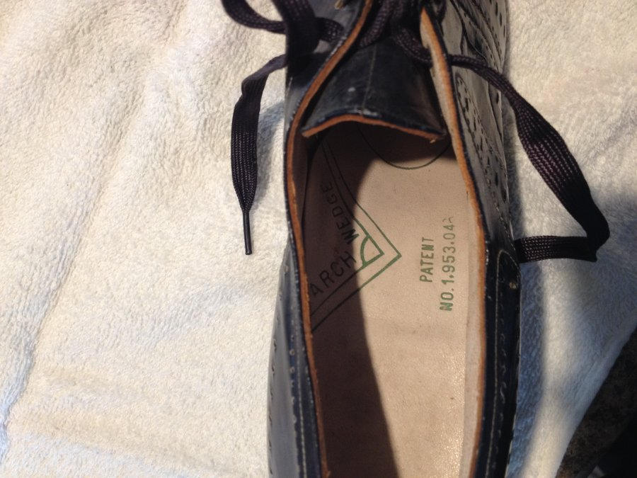 What's 'Tarsal tred' shoes Worth? Picture
