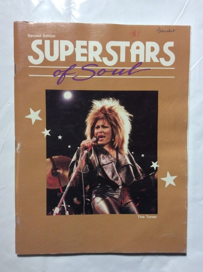 What's 'Superstars of Soul (1986, Paperback) 9780811415965' Worth? Picture