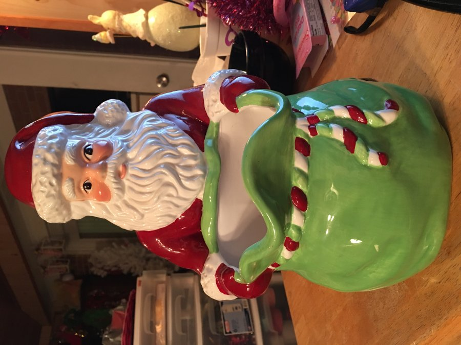 What's 'lindt ceramic santa' Worth? Picture