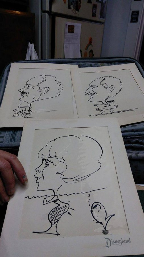What's 'signed walt disney portrait ' Worth? Picture