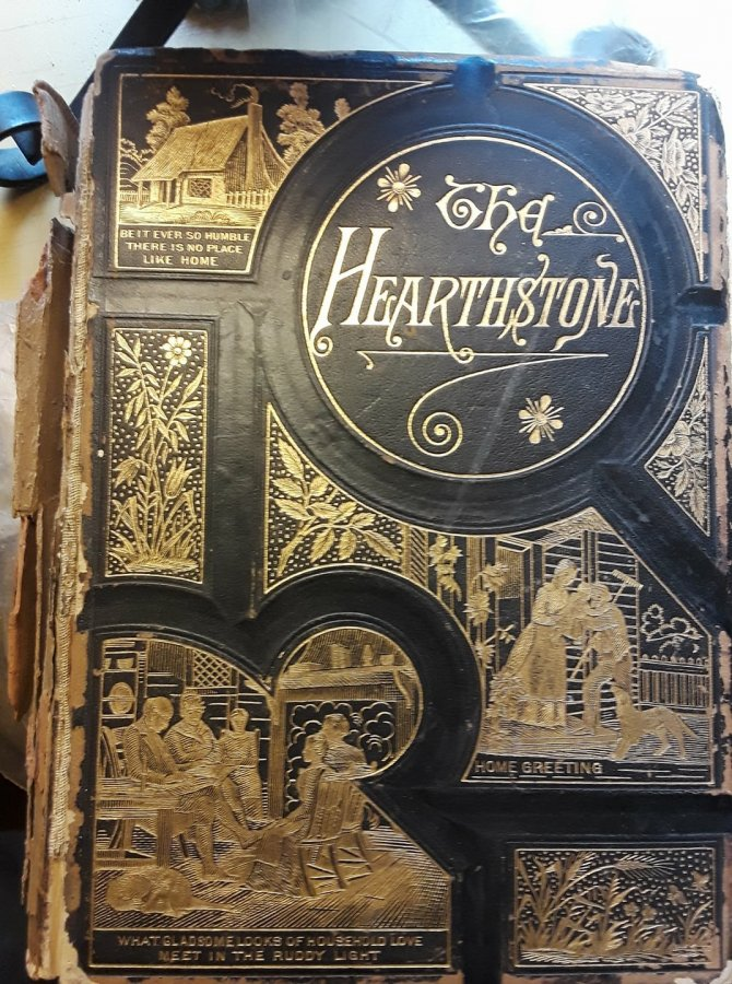 What's 'The hearthstone book' Worth? Picture
