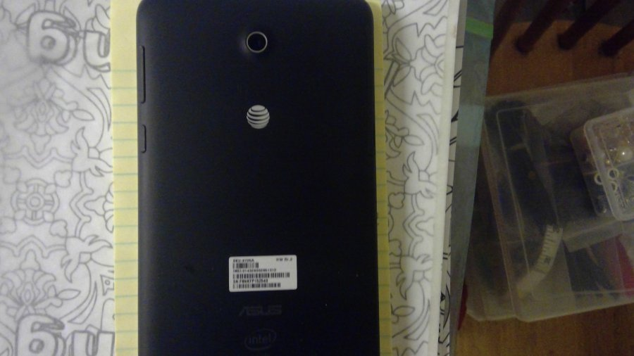 What's 'Asus at&t tablet ' Worth? Picture